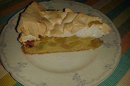 Rhabarberkuchen, sehr fein 5