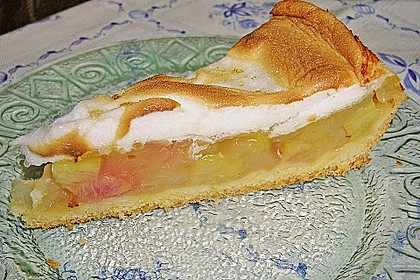 Rhabarberkuchen, sehr fein 11