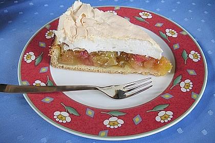 Rhabarberkuchen, sehr fein 50