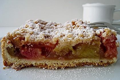 Rhabarberkuchen, sehr fein 64