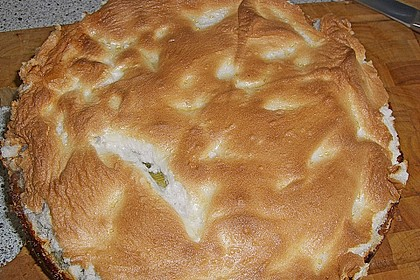 Rhabarberkuchen, sehr fein 99