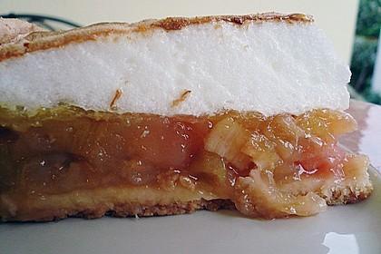Rhabarberkuchen, sehr fein 83