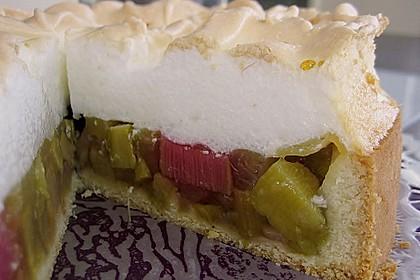 Rhabarberkuchen, sehr fein 8