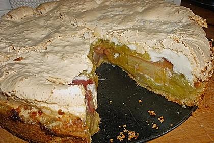 Rhabarberkuchen, sehr fein 91