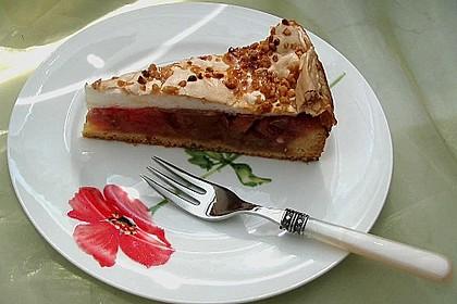 Rhabarberkuchen, sehr fein 19