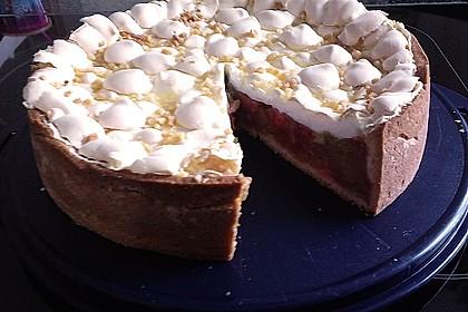 Rhabarberkuchen, sehr fein 76