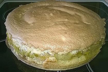 Rhabarberkuchen, sehr fein 85