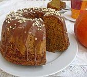 Kürbiskuchen, total lecker (Bild)