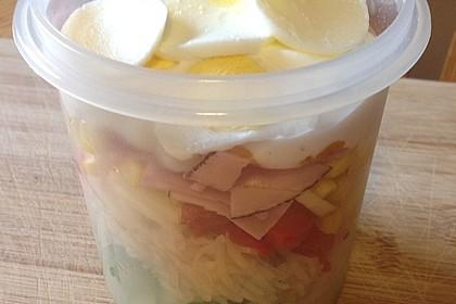 Genießer - Schichtsalat 2