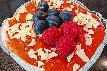 Joghurt-Frucht-Bömbchen im Glas 1
