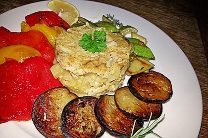 Traditionelle spanische Tortilla 16