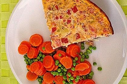 Traditionelle spanische Tortilla 13
