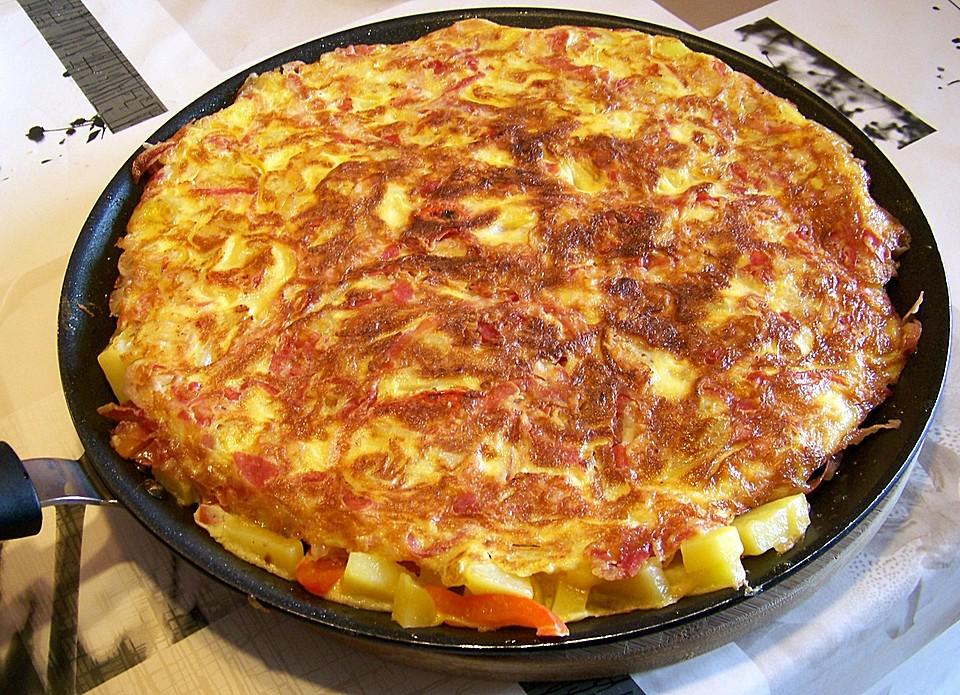 Traditionelle spanische Tortilla (Rezept mit Bild) | Chefkoch.de
