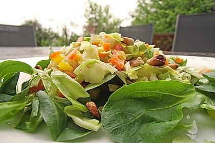 Spitzkohl-Möhren-Salat