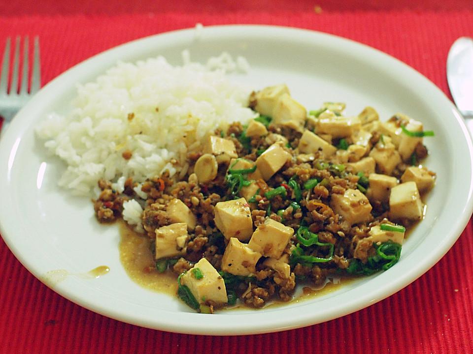 Mapo Tofu (Mabo Doufu) Recipes — Dishmaps
