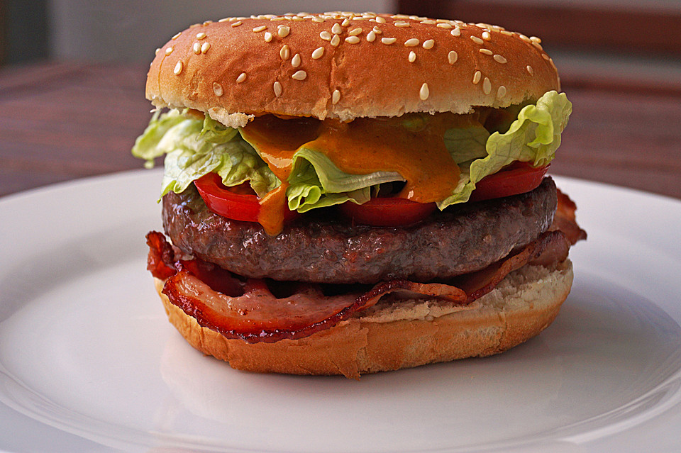 sauce f r burger rezept mit bild von paulkocht. Black Bedroom Furniture Sets. Home Design Ideas