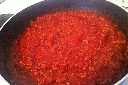 Vegetarische Bolognese-Lasagne 2
