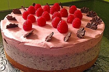 Erdbeer Himbeer Heidelbeer Kuchen Appetitlich Foto Blog