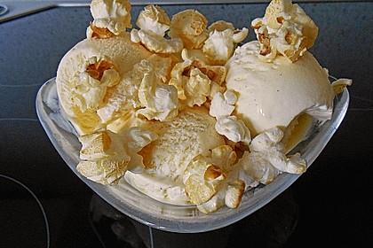 Popcorn-Eis