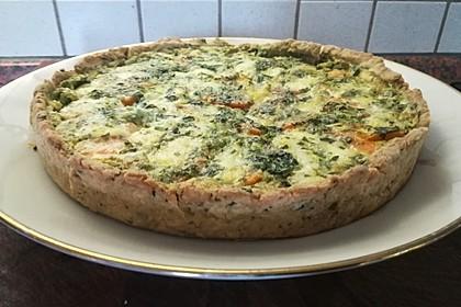 Tomaten-Mozzarella-Tarte 3