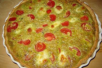 Tomaten-Mozzarella-Tarte 21
