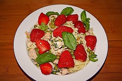 Erdbeer-Spaghetti