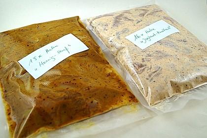 Honig-Senf-Marinade 7