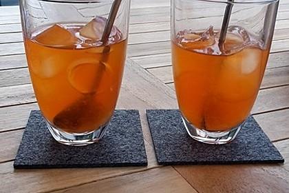 aperol gin sour rezept mit bild von nohumo. Black Bedroom Furniture Sets. Home Design Ideas