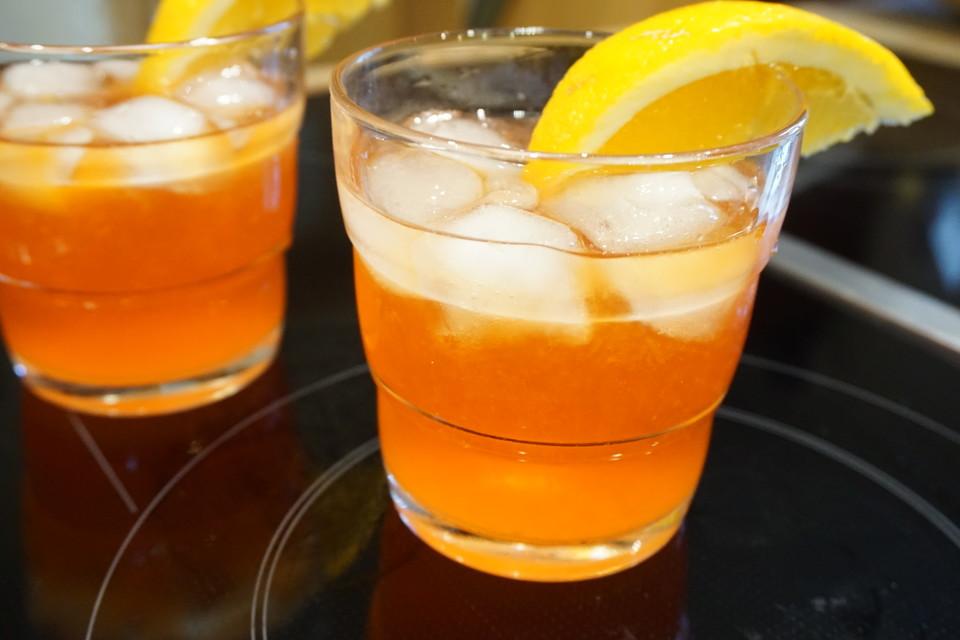 Aperol-Gin Sour von Nohumo | Chefkoch.de