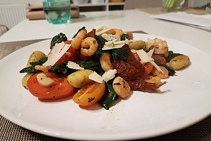 Tomaten-Spinat-Pasta 6