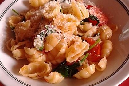 Tomaten-Spinat-Pasta 18