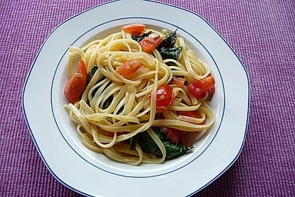 Tomaten-Spinat-Pasta 8
