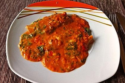 Vegetarisch gefüllte Cannelloni 10