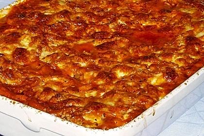 Vegetarisch gefüllte Cannelloni 16