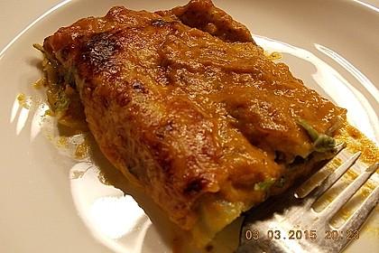 Vegetarisch gefüllte Cannelloni 20