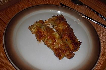 Vegetarisch gefüllte Cannelloni 19