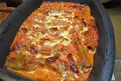 Vegetarisch gefüllte Cannelloni 21