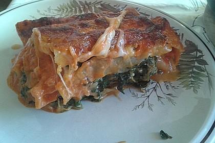 Vegetarisch gefüllte Cannelloni 8