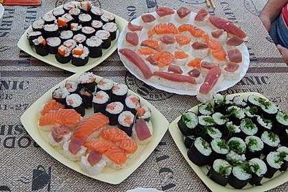Sushi Variationen auf meine Art 3