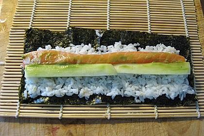 Sushi Variationen auf meine Art 5