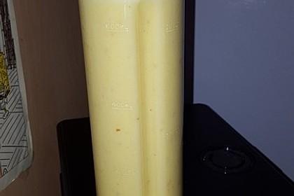 Apfel-Bananen Smoothie 7
