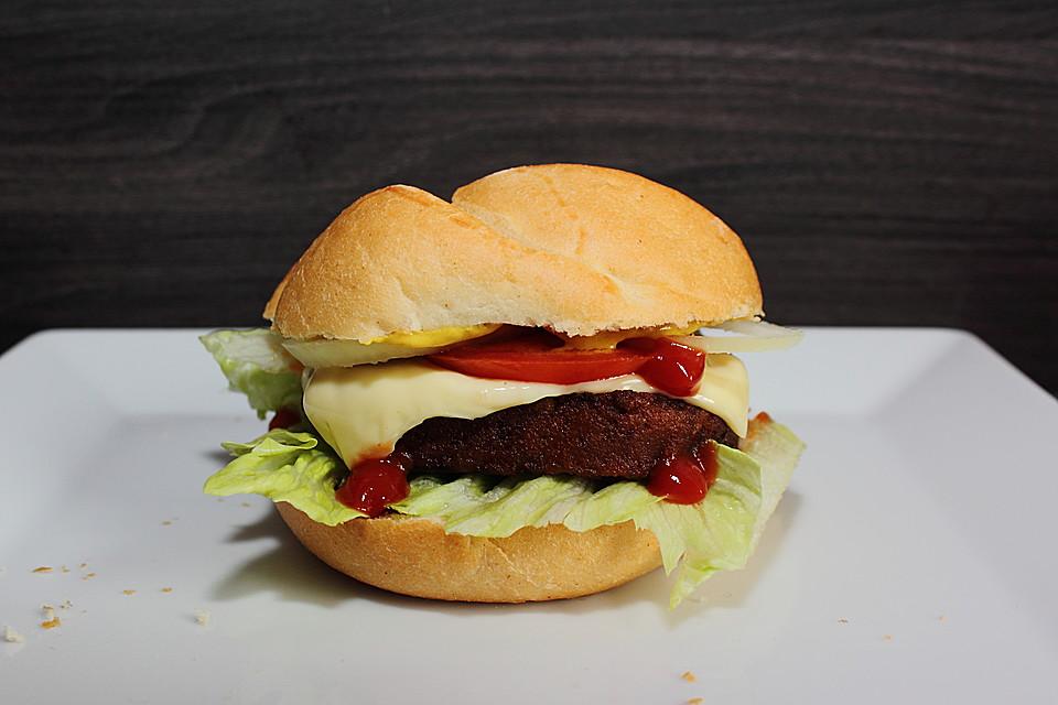 vegane burger patties rezept mit bild von hugii. Black Bedroom Furniture Sets. Home Design Ideas