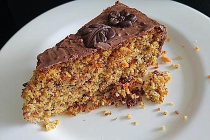 Möhren-Nuss-Kuchen 15