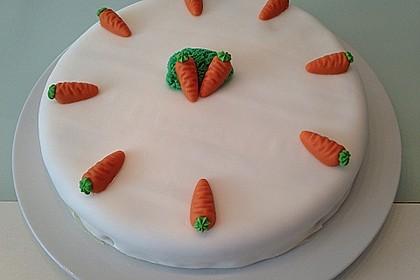 Möhren-Nuss-Kuchen 2