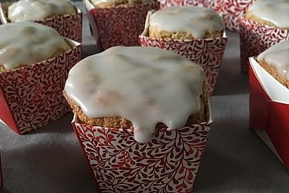 Möhren-Nuss-Kuchen 8