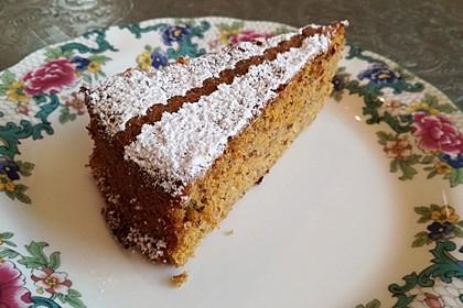 Möhren-Nuss-Kuchen 6