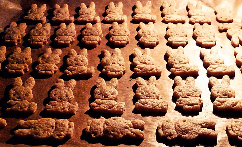 Rezept ausstech kekse