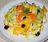 Fruchtiger Fenchelsalat mit Cranberries
