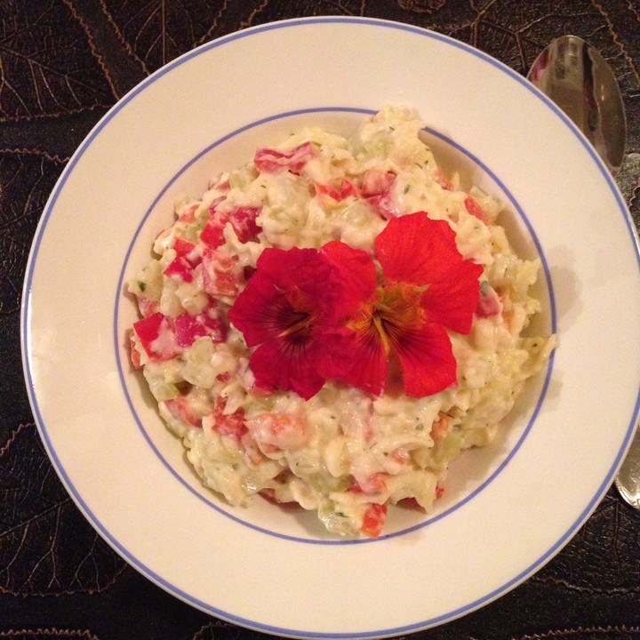 Single-Abendessen Nr. 38 vegetarisch