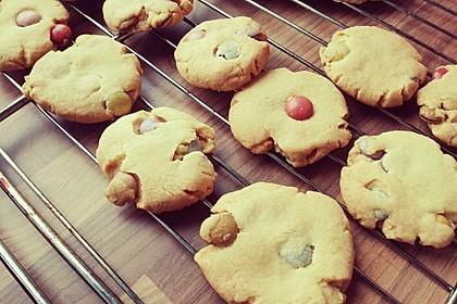Schoko-Cookies vegan 27